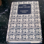 Companion book club THE MARY DEARE By Hammond Innes 1957 issue @SOLD@
